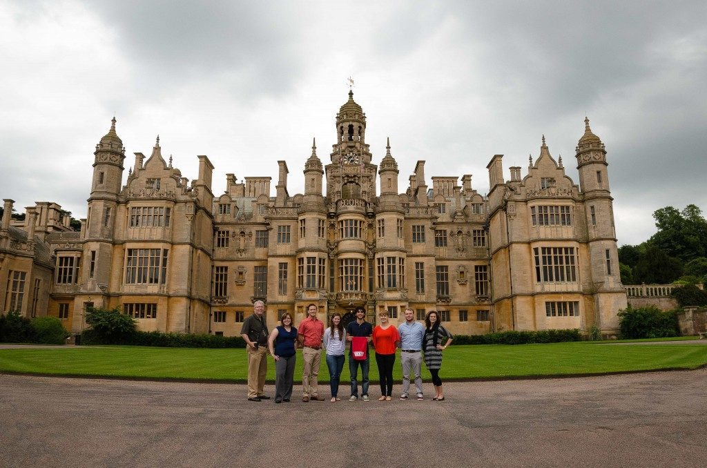 Students who have participated in the internship are: Nicole Coomer (Bowling Green), Davide Fellini (Siena, Italy), Rachael Fusting (Alexandria), Martha Holmes (Hendersonville, Tenn.), Matt Love (Madisonville) and Alan Schneller (Bowling Green). Group leaders are Imagewest Agency Director Heather Garcia (Franklin) and Faculty Advisor and School of Journalism & Broadcasting Associate Professor in Advertising, Mark Simpson (LeSage, W.Va.).